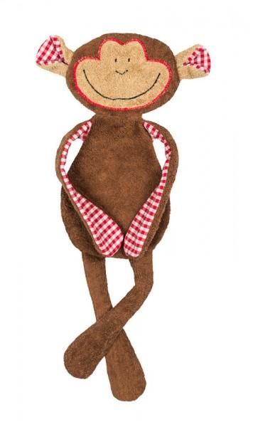 Efie Schmusetuch Affe, kontrolliert biologischer Anbau (organic), Made in Germany