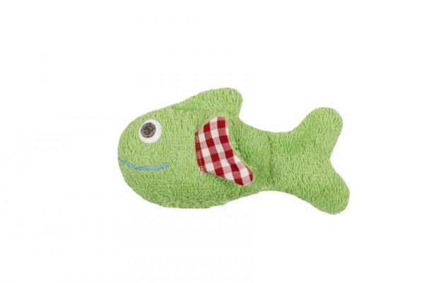 Efie Rassel Fisch grün, kontrolliert biologischer Anbau (organic), Made in Germany