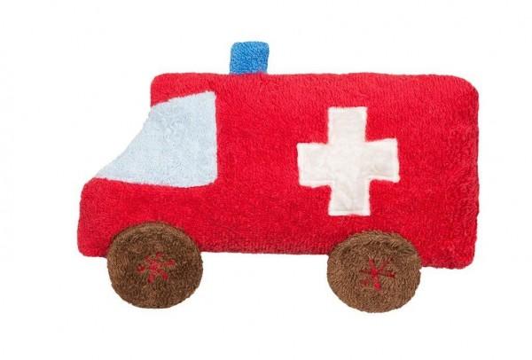 Efie Dinkel-Wärmekissen Auto/Ambulanz, kontrolliert biologischer Anbau (organic), Made in Germany
