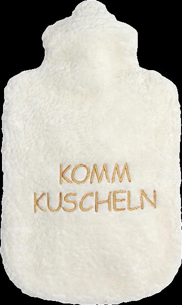 Efie Kirschkern-Wärmekissen KOMM KUSCHELN, kontrolliert biologischer Anbau (organic), Made in German