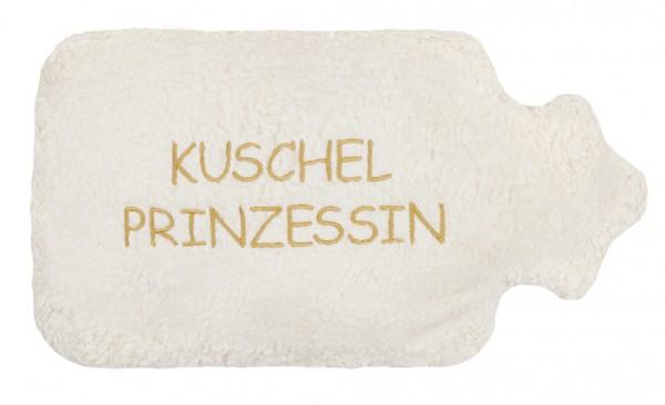 Efie Wärmflasche KUSCHEL PRINZESSIN, kontrolliert biologischer Anbau (organic), Made in Germany