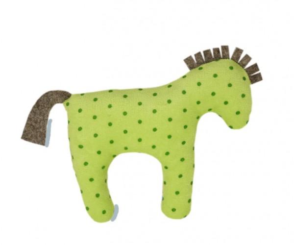 Efie Rassel Pferd bunt, kontrolliert biologischer Anbau (organic), Made in Germany